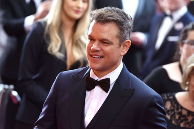 """Matt Damon: """"Je veux élever mes filles pour qu'elles deviennent des femmes fortes"""""""