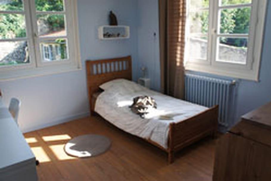 Chambre Ado Neutre : Une chambre neutre pour jeune ado