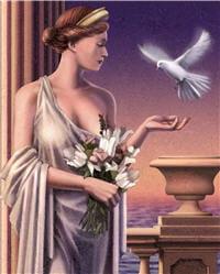 le mot aphrodisiaque vient de la déesse grecque de l'amour prénommée aphrodite.