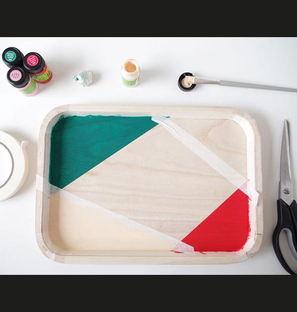 Etape 3: délimiter les autres zones à peindre