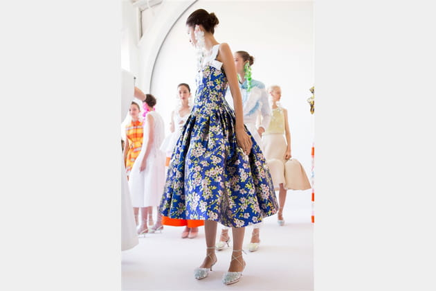 Delpozo (Backstage) - photo 21