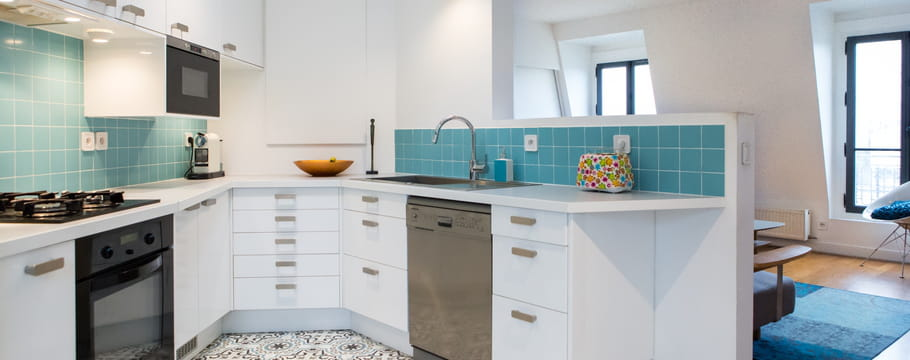 Choisir les couleurs de sa cuisine conseils et photos for Quelle peinture choisir