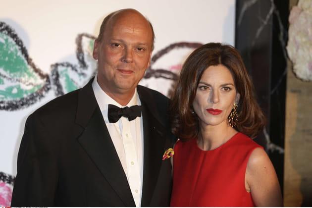 Le Prince Serge de Yougoslavie and Eleonora Rajneri