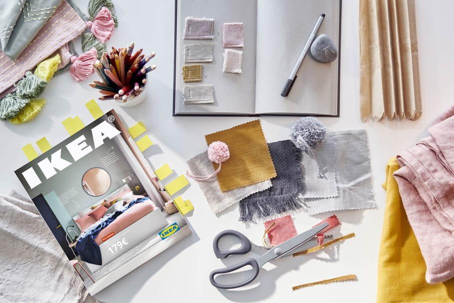 Catalogue IKEA 2021: une édition digitaliséequi fait le plein de nouveautés!