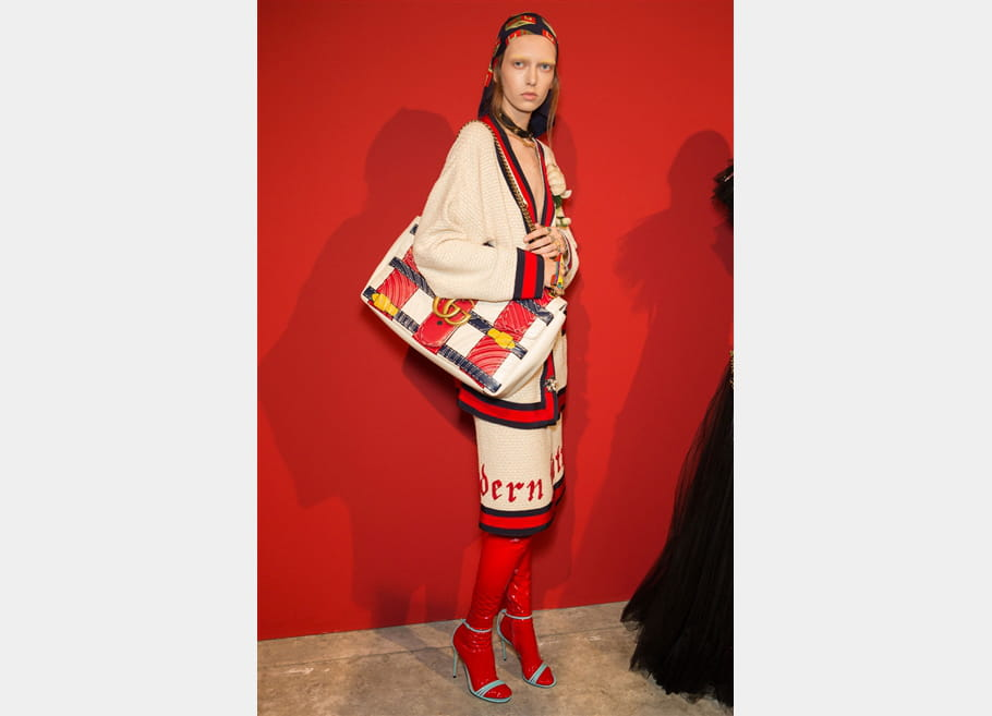 Gucci (Backstage) - photo 70