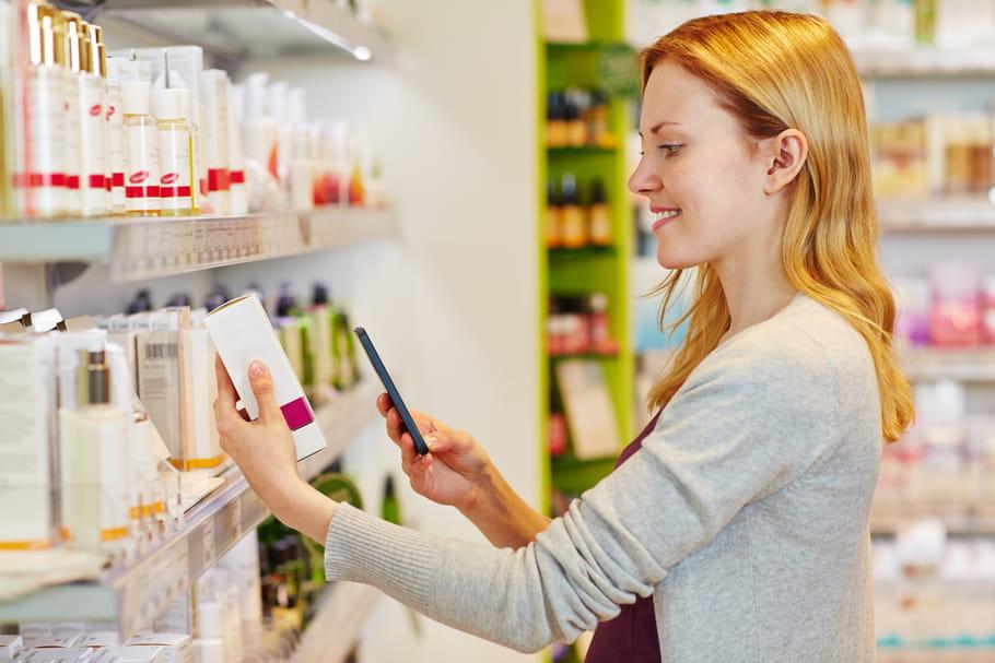 Les meilleures applications pour décrypter ses cosmétiques