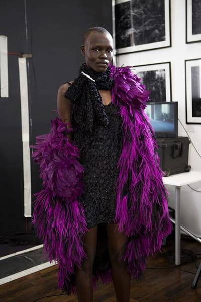 Azzaro Couture (Backstage) - photo 2