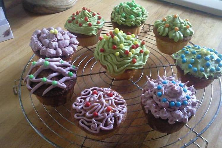 Cupcakes customisés
