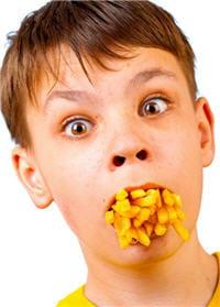 un mauvais régime alimentaire, trop pauvre en fibres, peut entraîner une