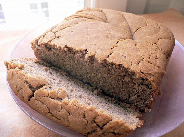 recette de pain brioch la farine de sarrasin la recette facile. Black Bedroom Furniture Sets. Home Design Ideas