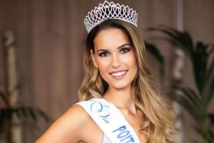 Qui est Justine Dubois, militante élue Miss Poitou-Charentes 2020? [PHOTOS]