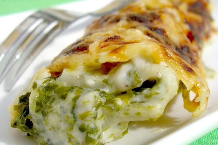 Cannellonis ricotta épinards : la meilleure recette