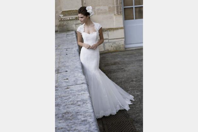 Robe de mariée Belma