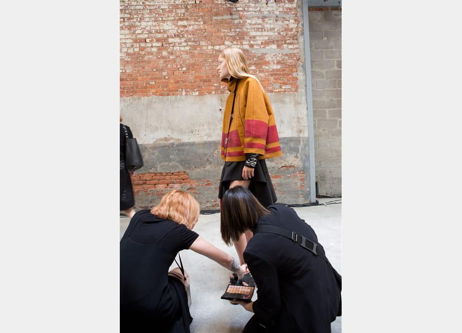 Proenza Schouler (Backstage) - photo 28