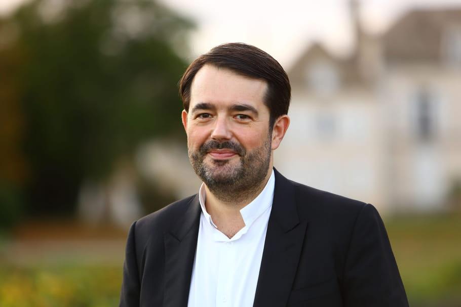 Jean-François Piège le nouveau jury du Meilleur Pâtissier