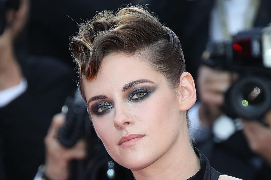 Kristen Stewart et sa coiffure fantasque u00e0 Cannes