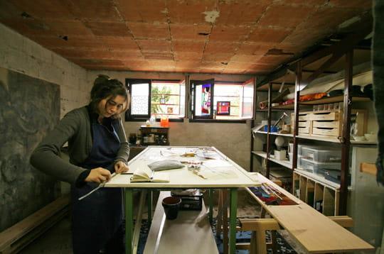 L'atelier de Manuella Lahaye