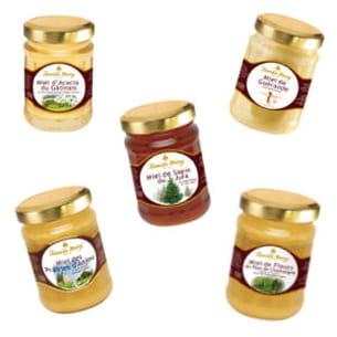quelques miels du terroir français