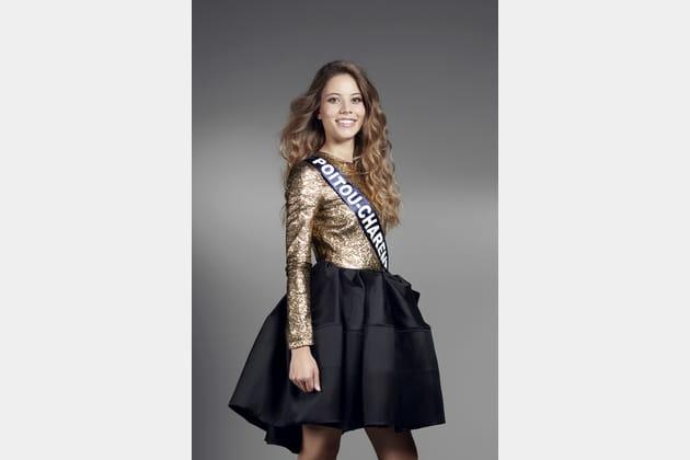 Miss Poitou-Charentes - Magdalène Chollet