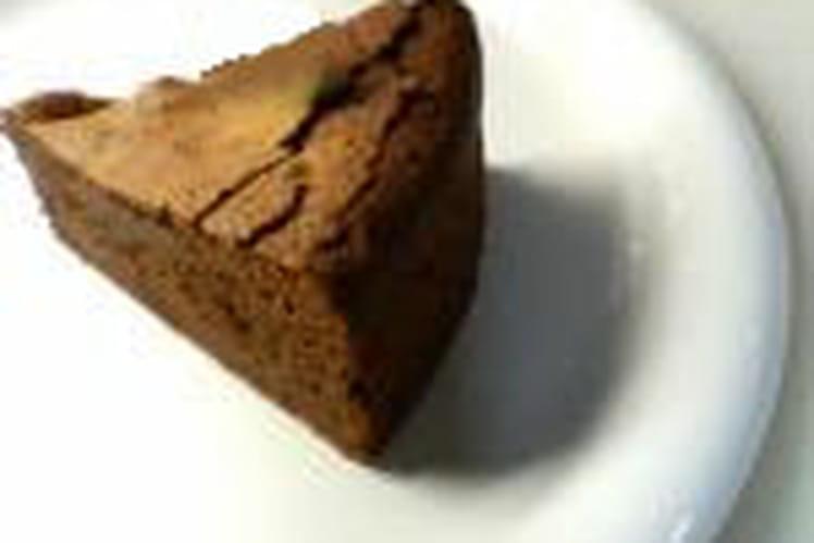 Moelleux au chocolat et extrait de vanille