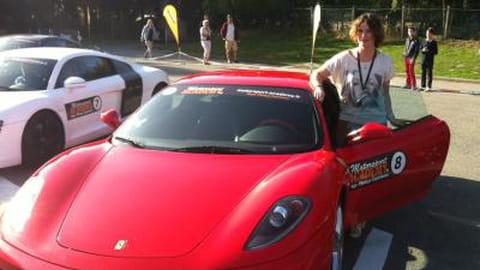 Motorsport Academy stage de pilotage