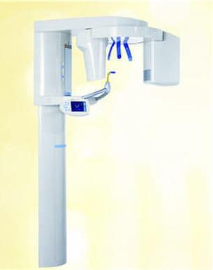 orthophos xg 3d est un appareil de radios panoramique en trois dimensions.