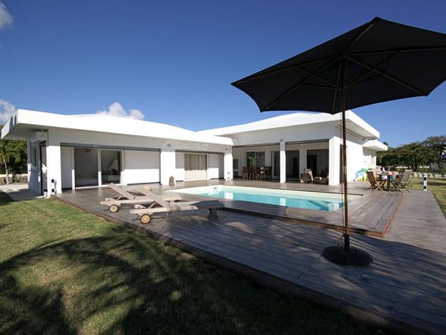 Une Maison De Vacances En Guadeloupe