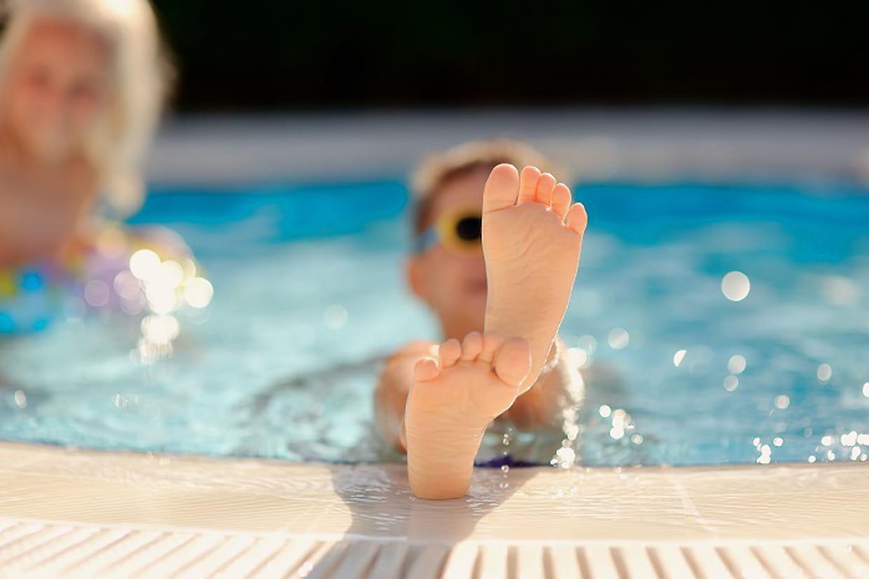 Papillomavirus et piscine. Papillomavirus a la piscine
