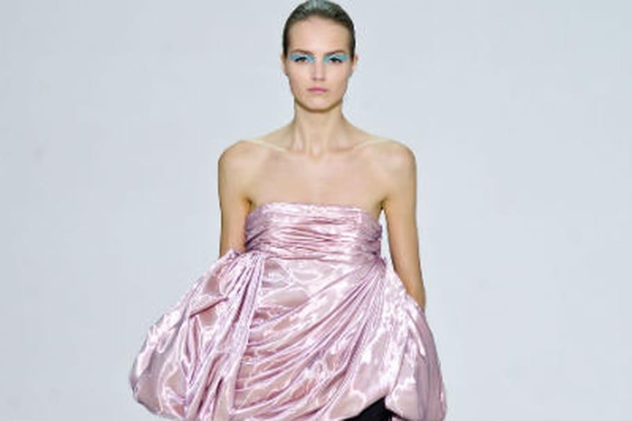 Fashion week : modernité épurée chez Dior