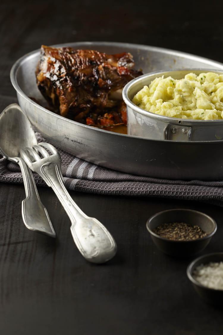 Recette de carbonnade de souris d agneau cras de ratte du touquet la recette facile - Cuisiner la ratte du touquet ...
