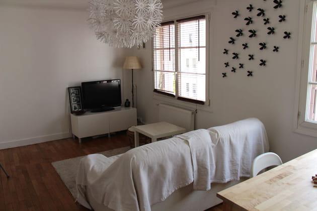 Avant un canape mal place dans le sejour for Canapé 3 places pour decoration du sejour