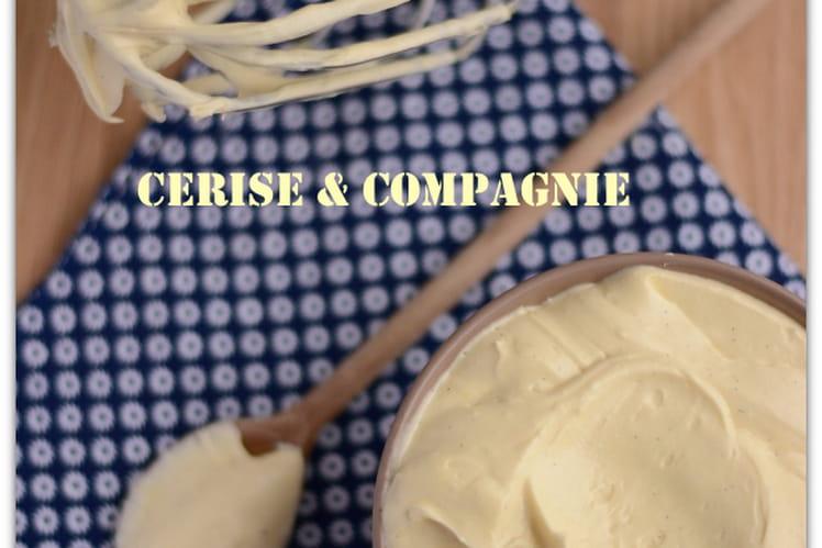Crème mousseline pour pâtisseries