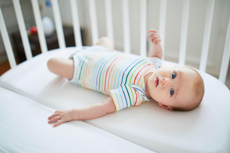 Cyanose chez le bébé: symptômes, cause, que faire?