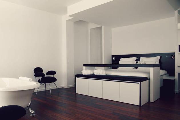 Des chambres design