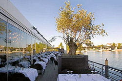 o restaurant terrasse