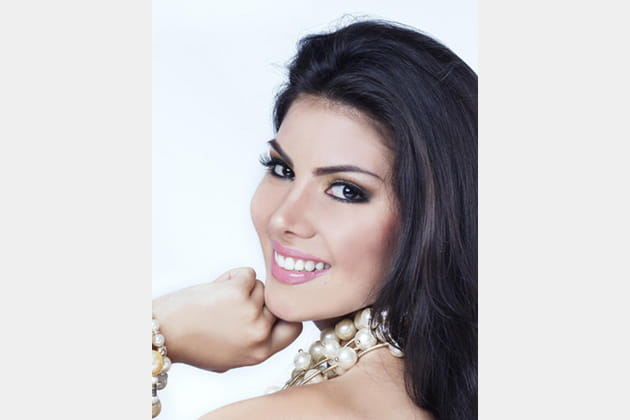 Miss Paraguay, Myriam Arevalos
