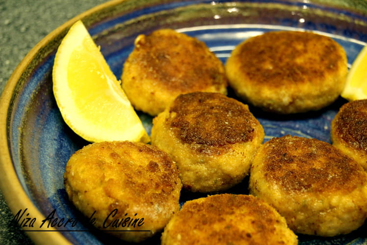 Boulettes au saumon