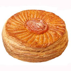 galette du boulanger de monge aux écorces d'orange
