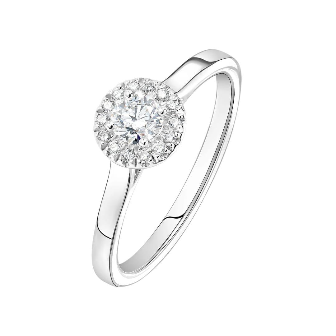 bague diamant 1 carat pas cher