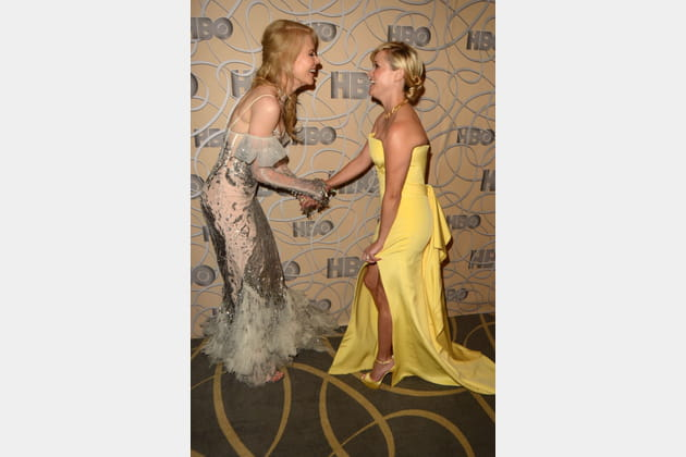 Nicole Kidman et Reese Witherspoon, stars mais pas ennemies