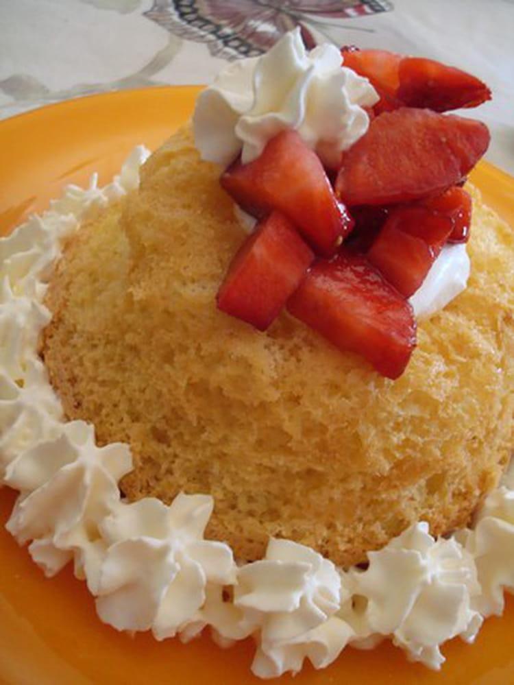 Recette de baba au rhum aux fraises la recette facile for Rhum pour cuisiner