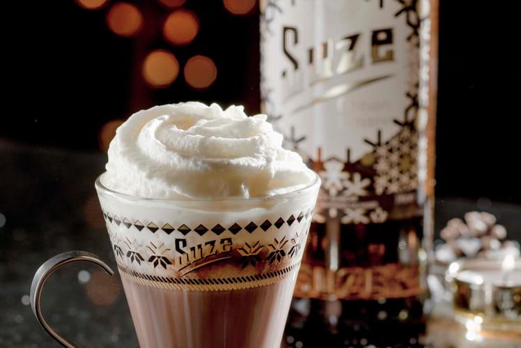Cocktail Suze Chocolat