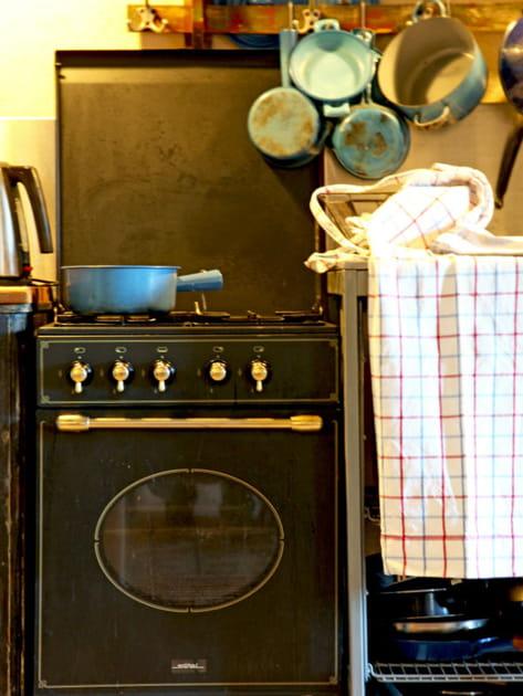 La cuisinière donne le ton