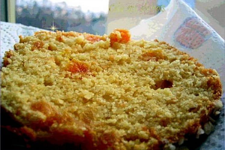 Cake léger aux abricots