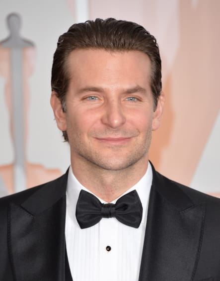 Bradley Cooper sans barbe