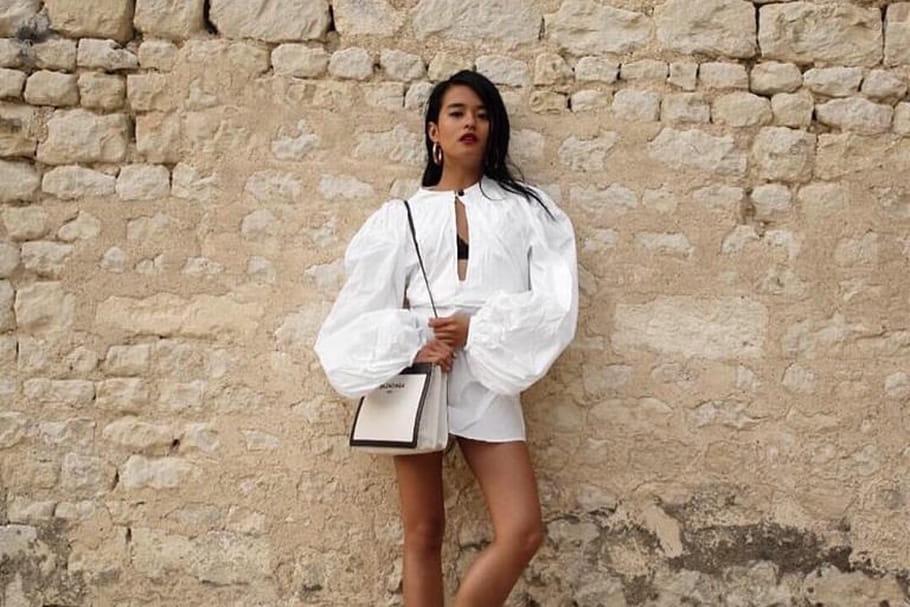Le look blogueuse de la semaine: Olivia Lopez de Lust for Life, méridionale