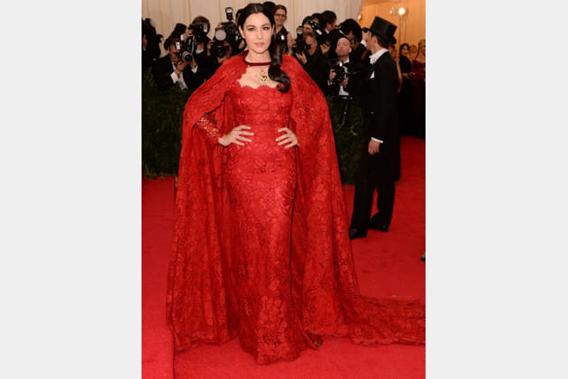 Monica Bellucci Met Ball 2014