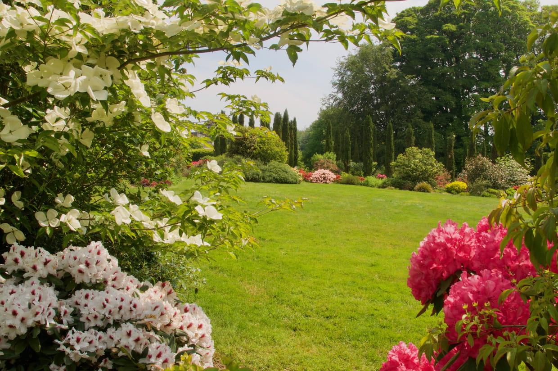 Jardin Classique À La Française 7 jardins anglais à visiter en france [liste]