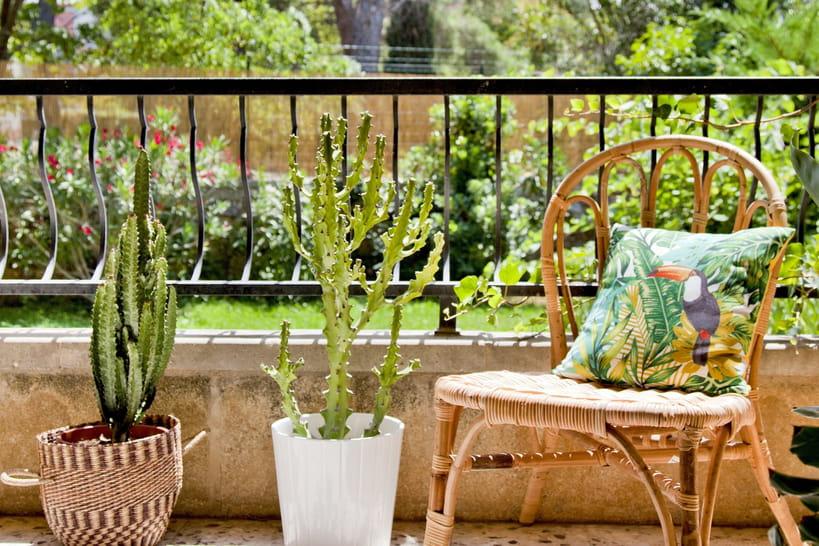 Petit ou grand, le balcon a soif d'inspiration et il va être servi!