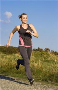 la course à pied, le sport idéal pour lutter contre l'ostéoporose.